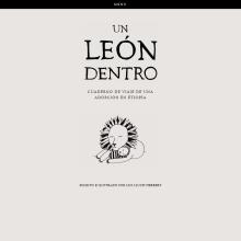 Web Un León Dentro. Un proyecto de Desarrollo Web de rseoaneb - 15.03.2015