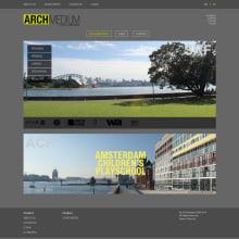 Archmedium. Un proyecto de Desarrollo Web de rseoaneb - 14.08.2014