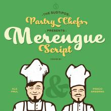 Merengue Script. Um projeto de Design, Design gráfico, Tipografia e Caligrafia de Panco Sassano - 10.09.2015