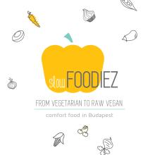 Imagen empresarial de Restaurante SlowDoodiez. A Design, Illustration, and Graphic Design project by Fanni Takacs - 02.13.2016