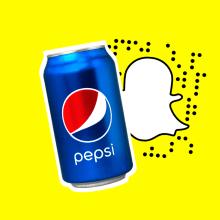 Pepsi Snapstagram. Un projet de Illustration , et Animation de Sociedad Fantasma - 20.02.2017