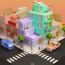 INEGI . Un progetto di 3D , e Direzione artistica di Lucas Casagrande - 18.10.2015