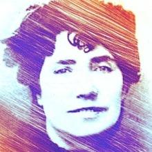 178 e 180 aniversario do nacemento de Rosalia de Castro #EuSonRosalia #Rosalíate. Un proyecto de Diseño gráfico de Xosé Maria Torné - 23.02.2015