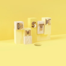 DOMESTIKA 500K. A 3D & Illustration project by Yolanda Hache - 02.23.2017