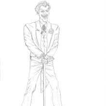 Joker. Un proyecto de Cómic de Alejandro Fuentes Alonso - 26.06.2016