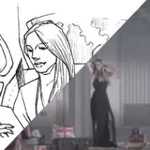 Storyboards. A Film, Video, and TV project by Julia Millan Moneva - 03.07.2013
