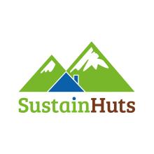 Proyecto SustainHuts. Um projeto de Design gráfico e Web design de Sara Palacino Suelves - 08.03.2017