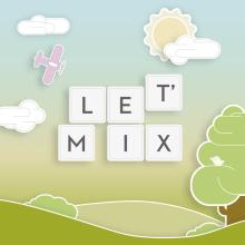 Aplicación móvil de juego LET'MIX. A Design, UI / UX, and Game Design project by Fanni Takacs - 02.12.2013