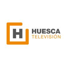 Huesca Televisión Branding y Diseño Plató TV. Um projeto de Br, ing e Identidade, Design gráfico, Design de interiores e Vídeo de Sara Palacino Suelves - 13.03.2017