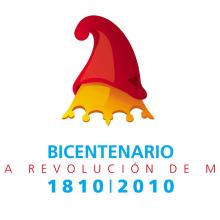 Logo Bicentenario revolución de mayo - Argentina. Um projeto de Design gráfico de Bruno Davoli - 24.03.2017