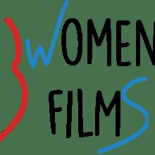 Logo Three Women Three films. Un proyecto de Diseño y Cine de nebreda - 01.03.2017