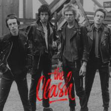 Mi Proyecto del curso: Caligrafía y Rock'n'Roll | The Clash. Un proyecto de Música, Audio, Diseño gráfico, Caligrafía y Lettering de Nicolás Romero - 12.04.2017