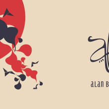 Catálogo para Artista Alan Brignone. Um projeto de Design editorial e Design gráfico de Natali Folonier - 15.08.2013