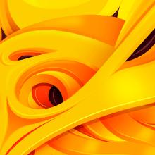 Typos con Flow No.1. Un proyecto de Diseño, Ilustración, Publicidad, Dirección de arte, Bellas Artes, Diseño gráfico, Tipografía, Escritura, Caligrafía, Lettering, Ilustración vectorial, Diseño de iconos y Diseño de pictogramas de Maikel Martínez Pupo - 24.04.2017