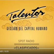 """Spot Radio - """"Clasificados"""" . Un proyecto de Publicidad, Consultoría creativa, Escritura, Cop y writing de Matias Mori - 04.11.2013"""