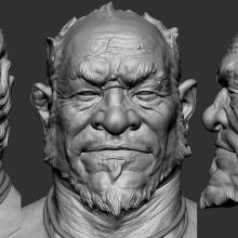 Videojuego Brink. A 3D project by Rafa Zabala - 05.24.2017