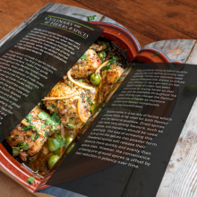 BART ingredients, herbs & spices book . A Editorial Design, and Marketing project by Amaia Zelaiaundi - 07.18.2016