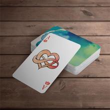 Baraja de cartas personalizada. Un proyecto de Ilustración, Diseño gráfico y Diseño de iconos de Satory Asensio Gómez - 20.12.2016