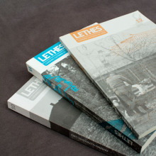 LETHES, Revista cultural. A Editorial Design, and Graphic Design project by 988 - 04.16.2016