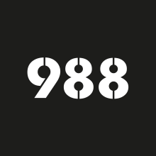 988. A Br, ing, Identit, Graphic Design, and Web Design project by 988 - 03.01.2016