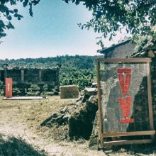 Vivir Vilamarín. A Br, ing, Identit, Graphic Design, and Web Design project by 988 - 08.22.2015