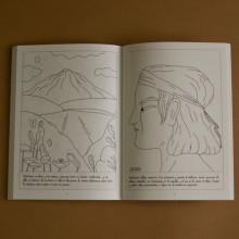 La Araucana. Un proyecto de Ilustración y Cómic de María Ramos - 11.06.2017