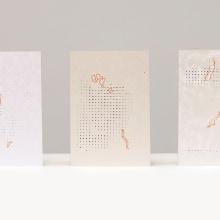 Seven unfinished fictions. Un proyecto de Diseño, Diseño editorial y Diseño gráfico de el bandolero Lacabra - 15.06.2012