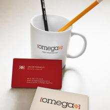 OMEGA Branding. Um projeto de Design gráfico de Ale Frances - 16.06.2017