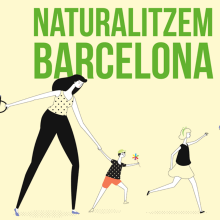 Naturalitzem Barcelona. A Animation, and Art Direction project by Andrea Gendusa - 06.20.2017