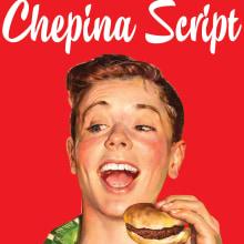 Chepina Script. Un proyecto de Tipografía y Lettering de Andres Ramirez - 22.06.2017