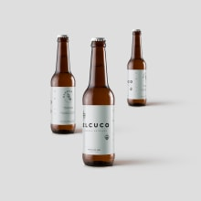 El Cuco - Cerveza Artesana. Un proyecto de Diseño gráfico de María Sanz Ricarte - 26.06.2017
