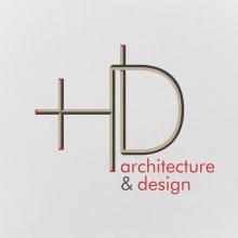 HD Architecture & Design | Branding. Um projeto de Br, ing e Identidade e Design gráfico de Ale Frances - 29.06.2017