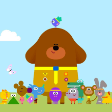 Hey Duggee - ANIMATION SHOWREEL. A Animation, and Character animation project by Josep Bernaus - 08.10.2016