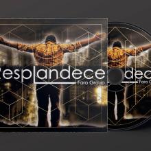 """Diseño de Imagen - Banda Faro Group, disco """"Resplandece"""". Un proyecto de Diseño y Fotografía de Criss Martinez - 04.07.2017"""
