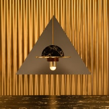 Lámpara Shade. A Kunstleitung, Beleuchtungsdesign und Produktdesign project by Masquespacio - 15.11.2016