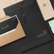 Plató. Um projeto de Design, Direção de arte, Br, ing e Identidade, Design editorial, Design gráfico, Web design, Desenvolvimento Web e Naming de Treceveinte - 06.07.2017