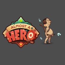 Character animation for Almost a Hero game. Um projeto de Animação, Rigging e Animação de personagens de Juan Carlos Cruz - 21.07.2017