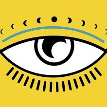 Diseño de logo para productora. Un proyecto de Br e ing e Identidad de Albert Baldó - 07.08.2017