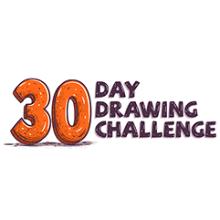 30 Day Drawing Challenge. A Design, Illustration, Animation, Kunstleitung, Design von Figuren, Designverwaltung, Bildende Künste, Grafikdesign, Kalligrafie, Comic, Urban Art, Lettering und Vektorillustration project by Shiffa McNasty - 09.08.2017