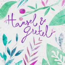 Ilustración editorial infantil : Hansel & Gretel. A Illustration und Malerei project by Luc Bueno Gléz - 09.08.2017