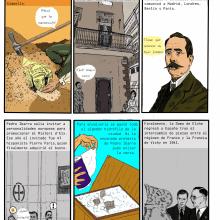 120 Años de Dama de Elche.. Un proyecto de Ilustración, Educación, Bellas Artes y Cómic de Alejandro Fuentes Alonso - 04.08.2017