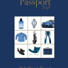 Revista Passport Magazine. Un proyecto de Diseño editorial de Tamara Jiménez Miguel - 11.11.2015