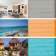 Propuesta Directorio HM Hotels. Un proyecto de Diseño editorial y Diseño gráfico de Tamara Jiménez Miguel - 13.05.2014