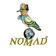 Nomad, imagen para tienda en Australia. A Br, ing, Identit, and Collage project by Zoveck Estudio - 08.23.2015