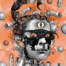Estampa de la sugestión. A Fine Art, and Collage project by Zoveck Estudio - 01.23.2017