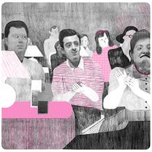 ORO NEGRO. Un proyecto de Diseño e Ilustración de anne - 01.08.2016