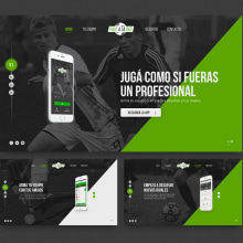 Mi Proyecto del curso: Dirección de arte digital. Un progetto di Design, UI/UX , e Direzione artistica di Leandro Marsico - 29.08.2017