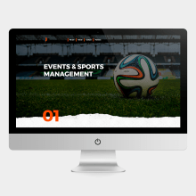 Logotipo y Web QV Sports. Un proyecto de Br, ing e Identidad, Diseño gráfico, Diseño Web y Desarrollo Web de Ms. Barrons - 01.09.2017