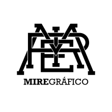 MIRE Gráfico - Proyecto final. A Art Direction, Br, ing, Identit, Graphic Design, T, pograph, and Lettering project by Miguel Recio Alfonso - 09.01.2017