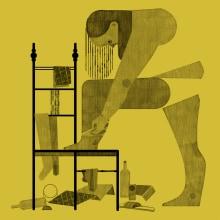 DOG GOD   GOD DOG. Un proyecto de Diseño, Ilustración, Diseño editorial y Bellas Artes de anne - 02.09.2017